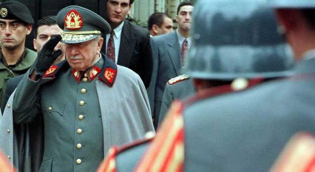 Congresso chileno declara Pinochet oficialmente como ditador e terrorista de Estado