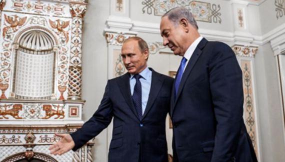 Rússia destrói o sonho do Grande Israel