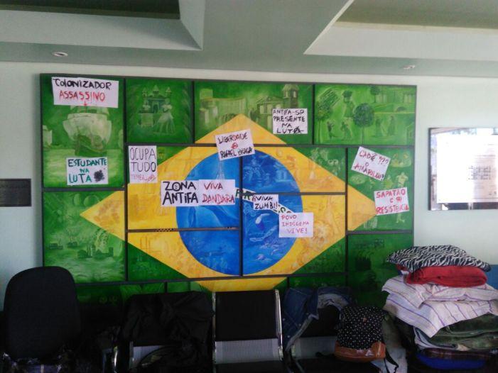 Aluna do movimento estudantil fala sobre ocupação na UDESC