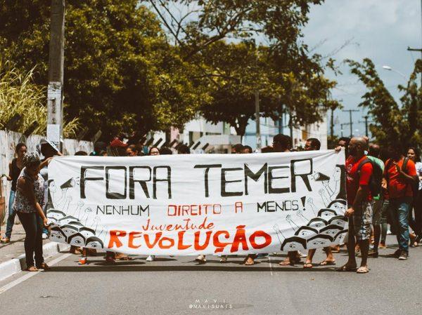 Lista de universidades ocupadas no Brasil