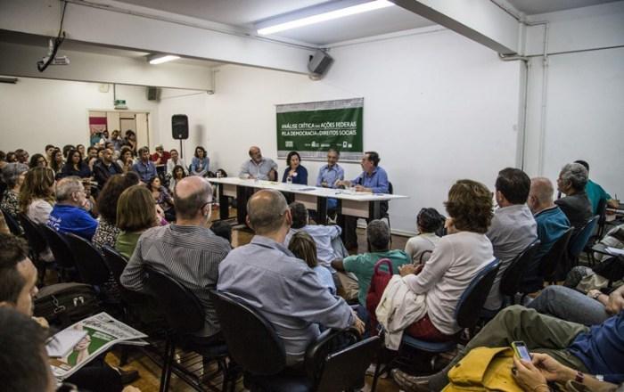 Contra o fim do SUS, sanitaristas defendem de pacto social a desobediência civil