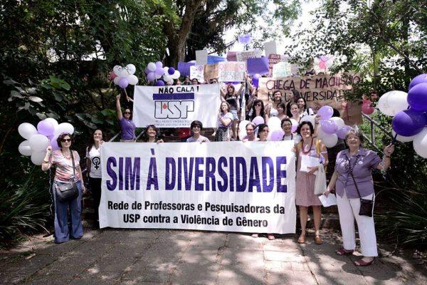 Nota Pública da Rede Não Cala de Professoras e Pesquisadoras da USP pelo fim da violência sexual e de gênero