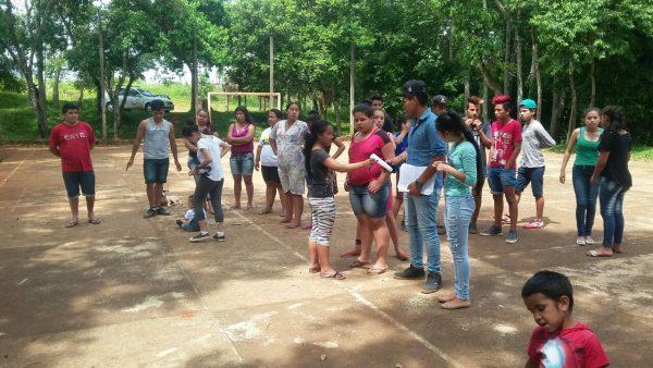 Chapecó/SC: Estudantes falam sobre ocupação na Escola Indígena Fen'nó, no Toldo Chimbangue