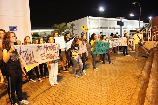 Perseguição política na PUC Campinas/SP