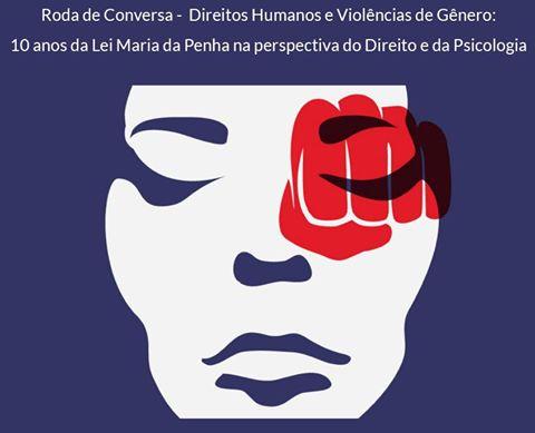 """Roda de conversa """"Direitos Humanos e Violências de Gênero"""