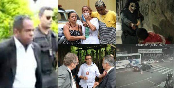 São Paulo: As testemunhas de assassinatos pela PM correm risco de vida