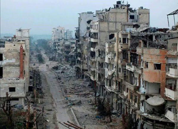 A Síria e suas complexidades