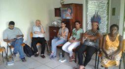 Cimi Rondônia debate os direitos indígenas no contexto da conjuntura política do Brasil