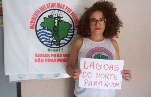MAB se solidariza com população atingida pelo Projeto Lagoas do Norte