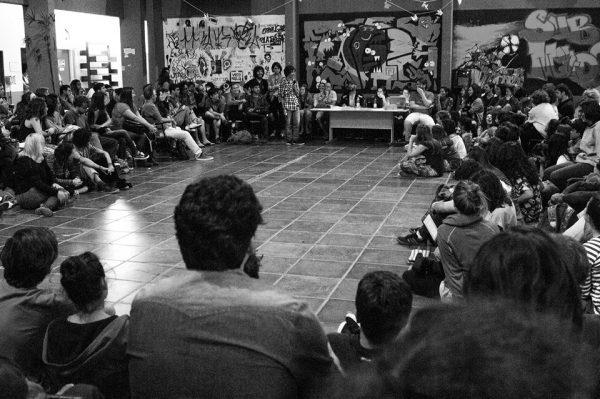 Mobiliza CFH UFSC: Sobre a desocupação e a continuidade das lutas