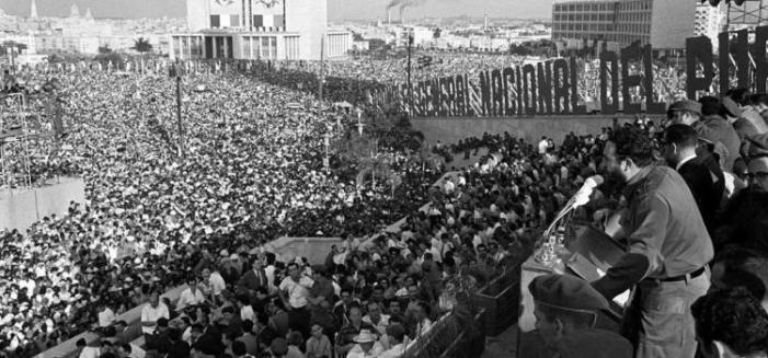 Como a imprensa construiu imagem de Fidel Castro e da Revolução Cubana