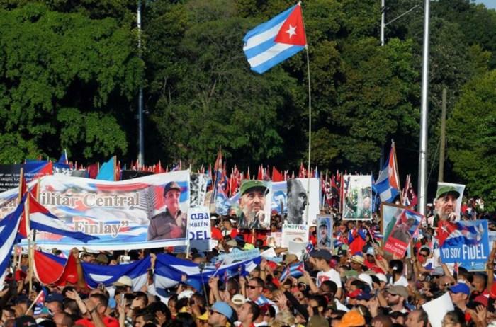 Cerca de 70 mil pessoas já visitaram túmulo de Fidel