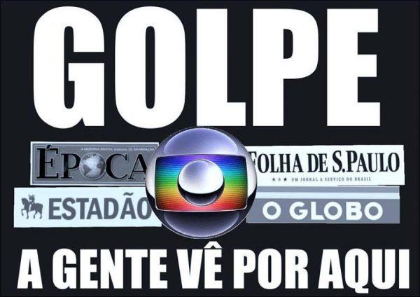 O monopólio de mídia e a corrupção da opinião pública