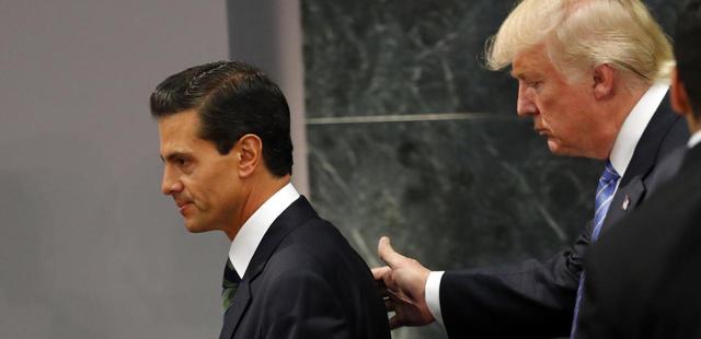 Presidente do México cancela visita a Trump em meio à polêmica sobre muro
