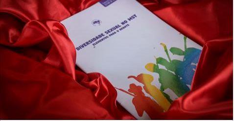 Coletivo LGBT Sem Terra lança o 1º caderno de formação para militância