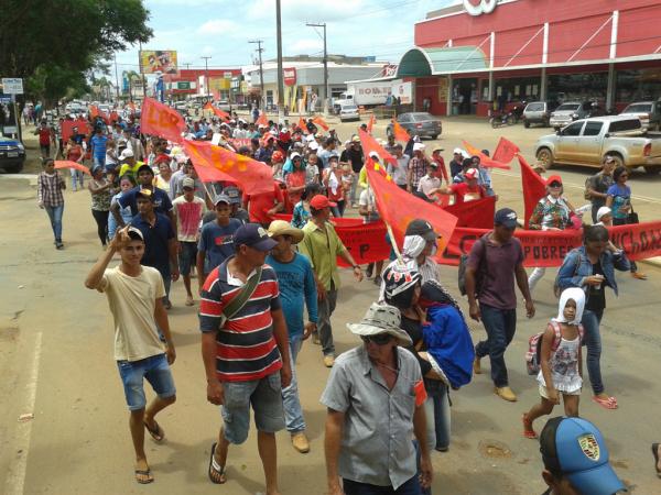 RO: Movimento Camponês convoca manifestação contra assassinato no Acampamento Bacuri