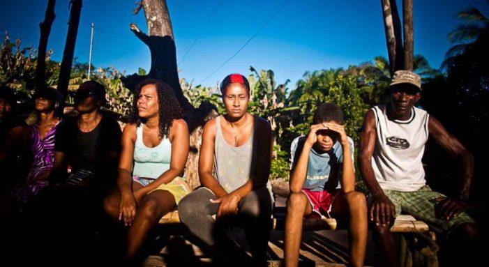 Marinha agride, intimida e ameaça comunidade quilombola na Bahia