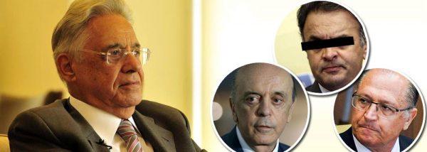 FHC promete pedido de desculpas do PSDB à sociedade