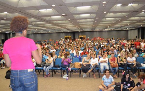 Assembleia estadual do magistério aponta que a luta continua