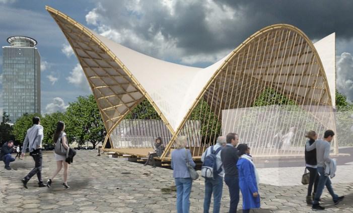 Professor de Arquitetura da UFSC ganha concurso internacional de design com bambu