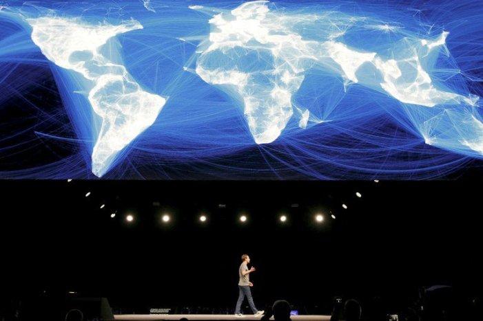 Qual é o plano do Facebook para dominar o mundo?