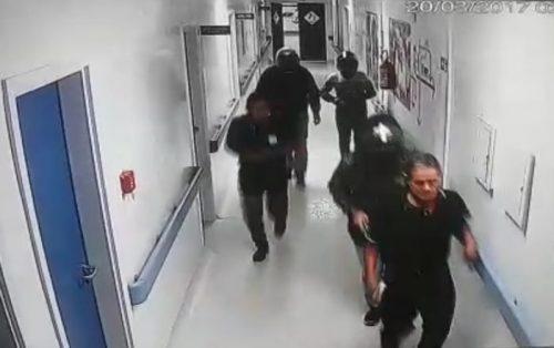 Membro do MST é executado dentro do hospital