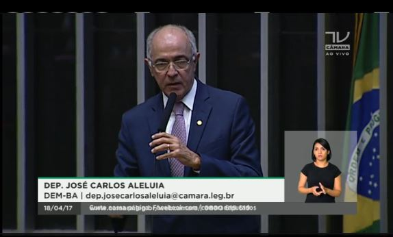 Rodrigo Maia coloca novamente em votação regime de urgência da reforma trabalhista