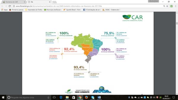O Brasil rural é maior do que estimou o Governo.