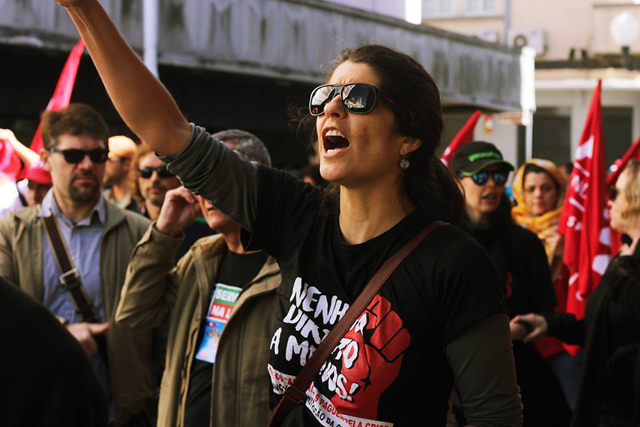 Greve geral: Trabalhadores param na luta por seus direitos
