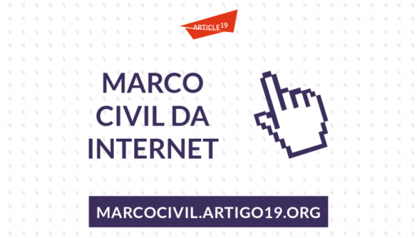 Novo site ajuda a monitorar implementação do Marco Civil da Internet