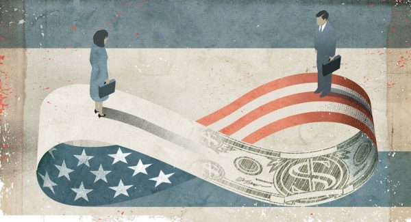 As Portas-Giratórias da Política dos Estados Unidos: lucro e guerra perpétuos