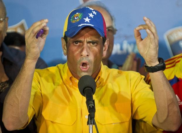 Capriles, o Aécio da Venezuela, é condenado a 15 anos por corrupção, contratos ilegais e delitos administrativos