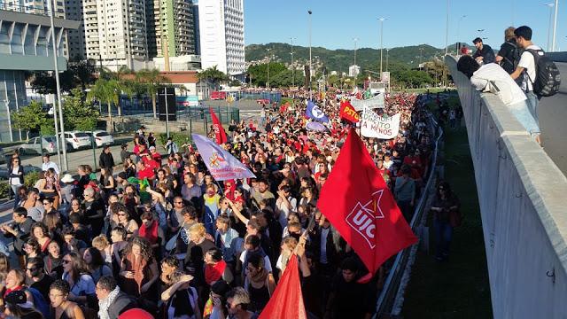 A greve foi um sucesso