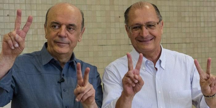 Serra e Alckmin são os maiores beneficiados da Odebrecht em 2 anos de hegemonia tucana em SP