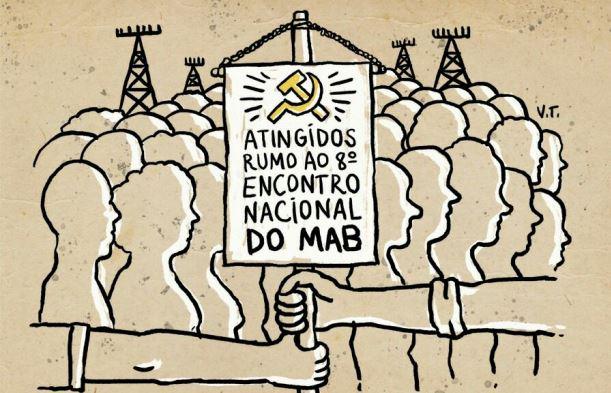 MAB realiza 8º Encontro Nacional no Rio de Janeiro em outubro de 2017