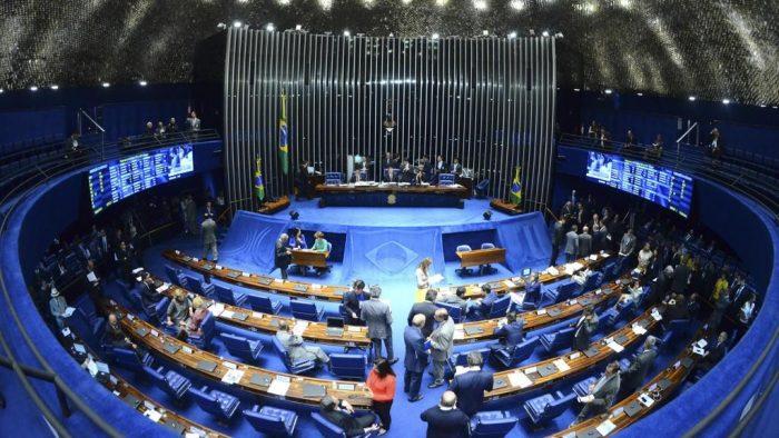 Senado pode concluir esta semana votação da PEC que acaba com foro privilegiado