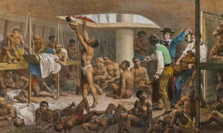 129 anos da abolição da escravidão no Brasil