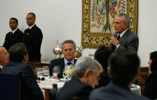 Senadores do PMDB vão dar ultimato a Renan