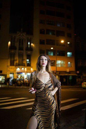 Morreu a travesti Luana Muniz, um dos símbolos da Lapa