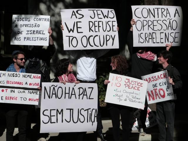 Um blog de judeus brasileiros pela descolonização da Palestina