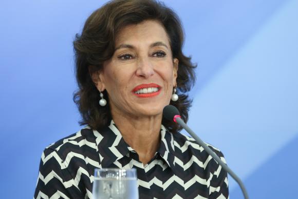 Maria Silvia, presidente do BNDES, pede demissão