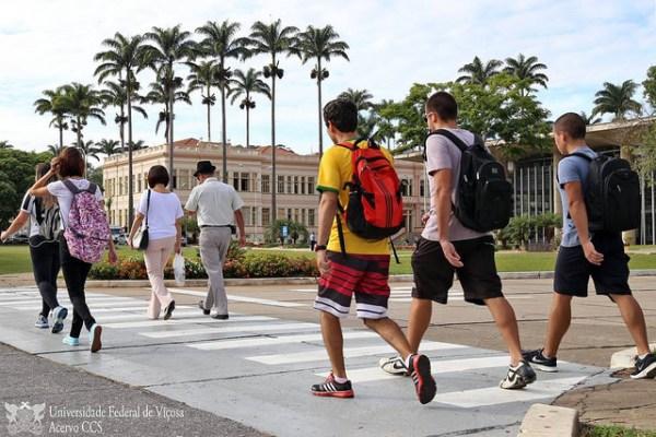 O preconceito de raça, gênero e orientação sexual também é denúncia comum na UFV / Daniel Sotto Maior / Divulgação