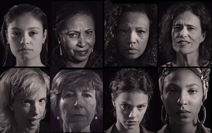 Clipe 'Respeita', de Ana Cañas, traz mensagem forte contra violência de gênero