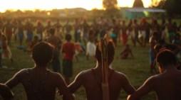 Povos Ka'apor e Munduruku firmam compromisso em defesa de seus territórios