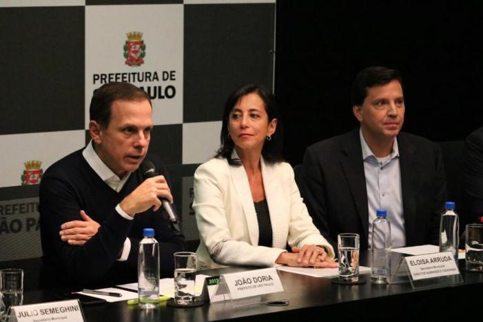 Nova secretária de Direitos Humanos da gestão Doria elogiou ação da PM em Pinheirinho