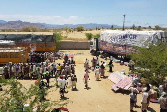 ONU registra mais de 55 mil casos suspeitos de cólera este mês no Iêmen