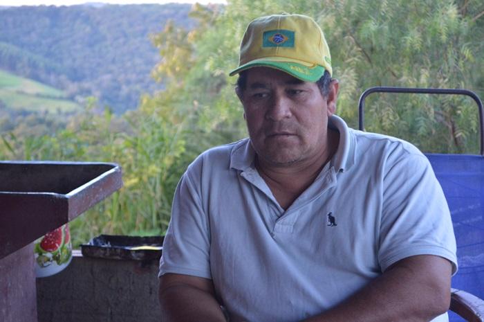 José Valmor, Presidente da Associação de Moradores