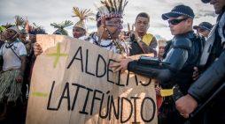 Entidades denunciam estado de exceção imposto a indígenas e quilombolas por governo federal
