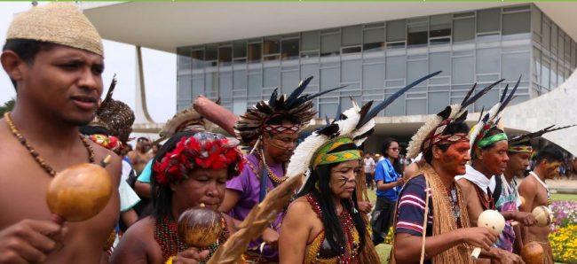 Temer tira direitos dos indígenas ao adotar restrições do STF para demarcações