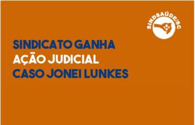 SindSaúde/SC ganha ação judicial contra Dalmo Oliveira e Jonei Lunkes